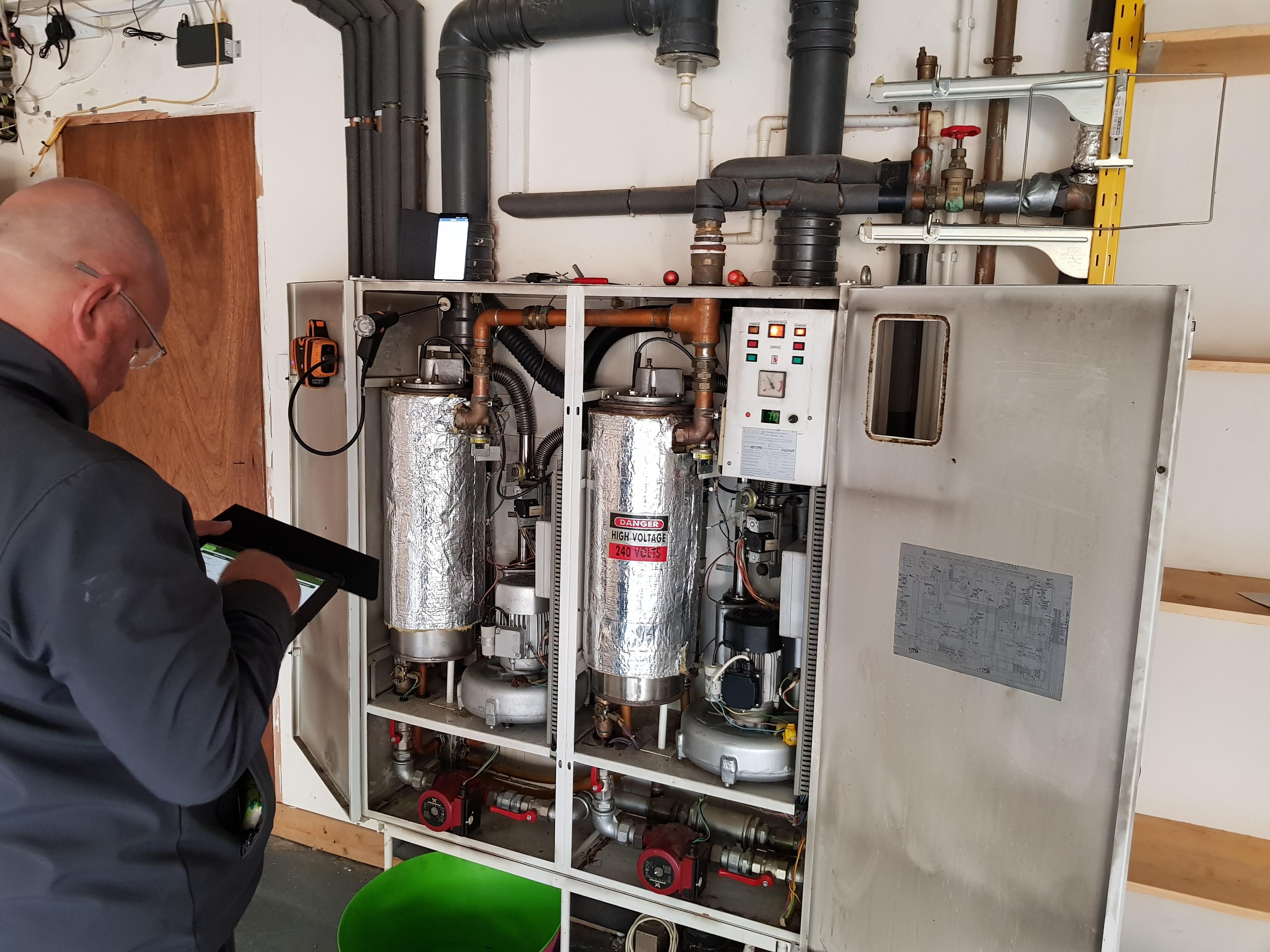 K260 Boiler